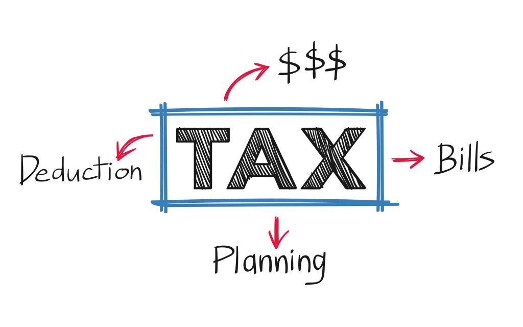 Calculate your income tax, PCFO gets calculates your taxable income and files income tax returns