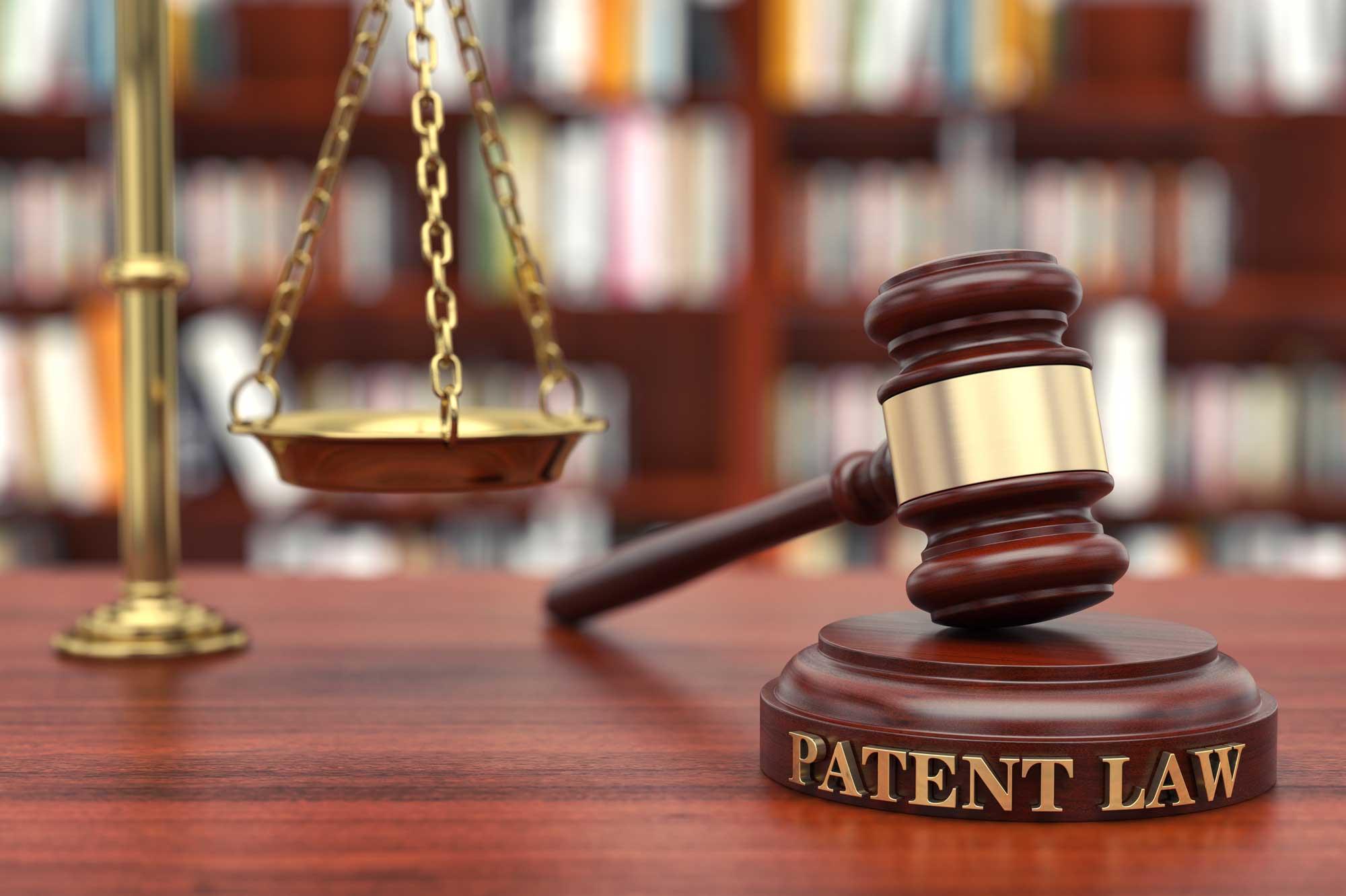 Patent registrations,